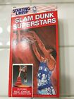 1989 MAGIC JOHNSON Los Angeles LA Lakers Slam Dunk sealed Starting Lineup