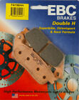 EBC Double-H HH Sintered Superbike Brake Pads / One Pair (FA196HH)