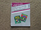Abeka 3rd Grade Science  Health 3 Curriculum Lesson Plans