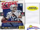 2016 Score NFL Football HUGE EXCLUSIVE Factory Sealed Retail Box with 132 Car...