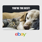 eBay Digital Gift Card Thank You Youre the Best Email Delivery