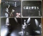 CD Les Charts Acte 1 rare French press 2 disc set Klaxon label 1995 hard to find