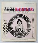 Vintage Alice's Restaurant illustrated book by Arlo Guthrie Rare