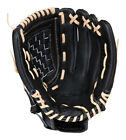 Rawlings Playmaker Series Baseball Glove 13 In Right Hand Throw Brown Black