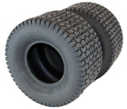 Set of 2 New 18x9.50-8 Turf Tires for Lawn and Garden Mower ** FREE SHIPPING **