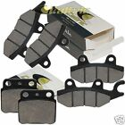 FRONT & REAR BRAKE PADS SUZUKI LTR450 LT-R450 QuadRacer 450 2006-2014