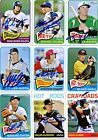 2013 Topps Heritage Baseball Real One Autographs Visual Guide 65