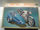 Hasegawa Vintage 1/10 Scale BMW R75/5 with Sidecar Model Kit - Rare - New