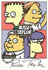 Not Enough D'Oh - Simpsons Trading Cards Autograph Guide 17