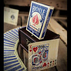 Bicycle Faded Deck Blue Magician Trick Magic Tricks Cards Perform Disappear
