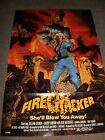 Firecracker 81 Orig US One 1 Sheet Grindhouse Karate Martial Arts Poster