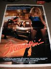 Streetwalkin 85 Orig US One 1 Sheet Grindhouse Action Sleaze Poster