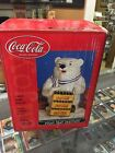 2000 Gibson  COCA COLA POLAR BEAR DELIVERY COOKIE JAR