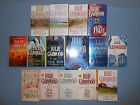 Julie Garwood contemporary western romances complete set Claybourne lot of 15