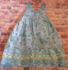 Pumpkin Patch Girls Floral Sun Dress Multi Print Size 4