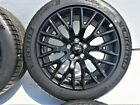 19 FORD MUSTANG GT RIMS WHEELS TIRES OEM FACTORY Staggered Original Set Of 4