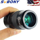 125 inch Plossl 25mm Fully Multicoated Eyepiece For Astronomy Telescope US SHIP