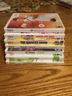 Lot of 7 WII Workout Exercise Wii Fit Biggest Loser Zumba Etc Games
