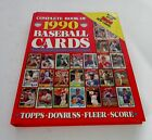 Baseball Card Book Complete Book of 1990 Baseball Cards Rating over 2000 Cards