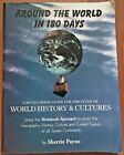 Around the World in 180 Days by Sherrie Payne Paperback s6138