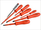 Insulated Screwdriver Set of 7