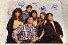Married With Children Cast 6 Ed O'Neill Sagal Applegate Signed 16x20 PSA DNA (E)