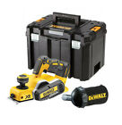DeWalt DCP580 Lithium Ion XR Planer 18 Volt DCP580 with Dustbag and TSTAK Case