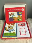 Hooked on Phonics Learn to Read program Levels 3 Cassette Books Ages 3 to 8