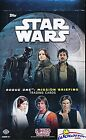2016 Topps Star Wars Rogue One Mission Briefing Factory Sealed HOBBY Box with...