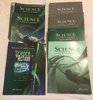 A Beka 7th Grade Science Teacher Edition And Science Project Guide
