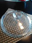 Vintage Pyrex Replacement Clear Glass Lid G-5-C 7 5/8
