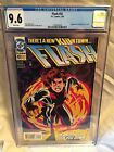 Flash #92 7 94 first Barry Allen IMPULSE CGC 9.6 white pages Waid