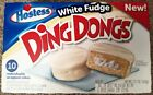 NEW Hostess White Fudge Ding Dongs 10 Count Free Worldwide Shipping