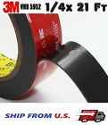 3M 1 4 x 21 Ft 7 Yards VHB Double Sided Foam Adhesive Tape 5952 Automotive