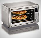 Convection Toaster Oven Stainless Steel Home Dorm Kitchen Appliance Cooking New