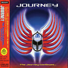 Journey - The Journey Continues... (CD, Jan-2001, Sony) Japan, Stellar!