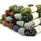 Shoe Laces Round Bootlaces Walking Boot Hiking Boot Strong Laces 45mm wide