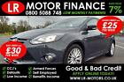 Ford Focus 10 SCTi 2013 Good Bad Credit Car Finance FR 25 PW