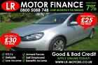 Volkswagen Golf 20TDI 2009 Good Bad Car Finance FR 25 WK