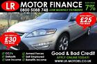 Ford Mondeo 20TDCi Good Bad credit car finance from 25 pwk