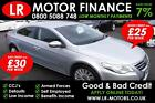Volkswagen Passat CC 18 TSI Good Bad Credit Car Finance FR 25 PW