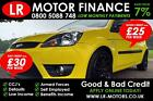 Ford Fiesta 16 200725MY Zetec S Good Bad Credit Car Finance