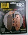 Gilera Runner VX125 / ST (2005 to 2014) EBC Sintered FRONT Brake Pads SFA353HH