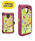 Otterbox Defender Series Case with Belt Clip Holster for Samsung Galaxy S4 Eden
