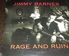 Jimmy Barnes Rage And Ruin CD 2010 God Or Money Adam Was Just A Man Cold Chisel
