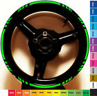CUSTOM MOTORCYCLE RIM STRIPE WHEEL DECAL TAPE KAWASAKI NINJA 250 250R 500R 650R