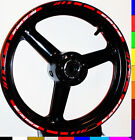 CUSTOM RIM STRIPE WHEEL DECAL TAPE STICKER KAWASAKI NINJA 1000 ZX10R ZX12R ZX14R
