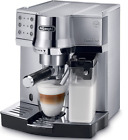 De'Longhi Stainless Steel Manual Programmable Espresso Machine