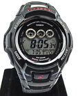 Casio GW-530A G-Shock Solar Wave Ceptor Black Resin Band Men's Watch New Battery