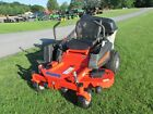 2016 SIMPLICITY COURIER ZERO TURN 23 HP 48 FAB DECK BAGGER 22 HRS
